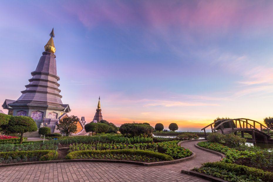 Jobba i Thailand